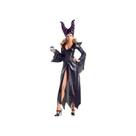 Furious Fairy Costume BW1397 Be Wicked Black