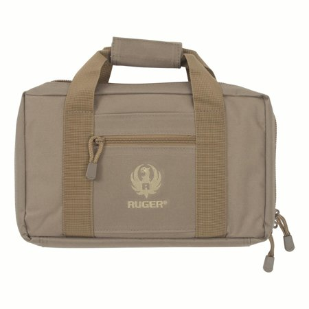 Allen Cases Ruger Handgun Case Double, Tan