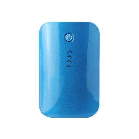CBD 8400mAh Blue Portable Power Bank Battery Emergency For Cell Phone iPhone Sony