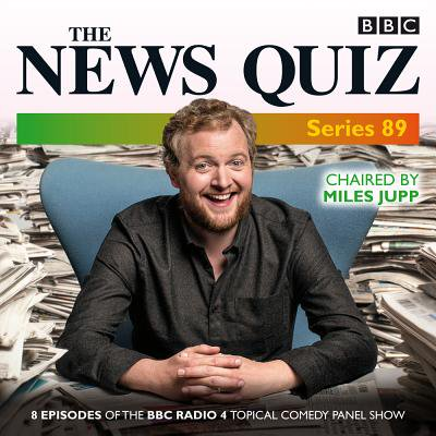 The News Quiz: Series 89 : Eight Episodes of the BBC Radio 4 Topical Comedy Panel Show - E News Halloween Episode