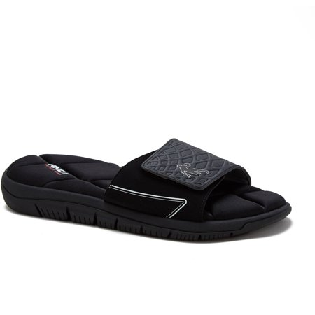 AND1 - AND1 Men s Baller Slide Sandal - Walmart.com c93bdc9353f