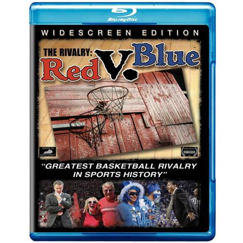 The Rivalry: Red Vs. Blue - University Of Louisville Vs. University Of Kentucky (Blu-ray)