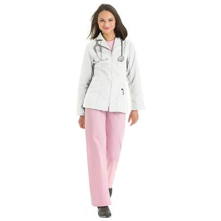 Urbane Women's Lab Coat