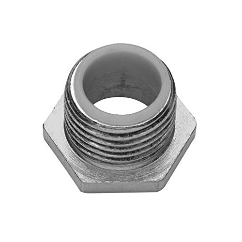 Crouse-Hinds 52D Die Cast Zinc Insulated Hex Head Conduit Chase Nipple 1 Inch