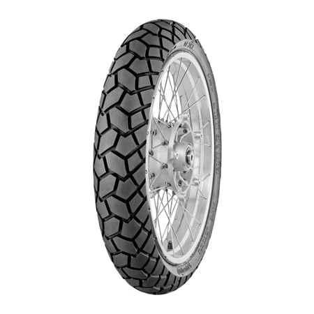 Continental TKC70 Dual Sport Front Motorcycle Tire 90/90-21 (Best Sport Motorcycle Tires)