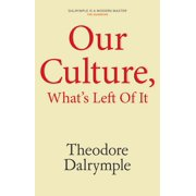 Our Culture, What's Left Of It - eBook