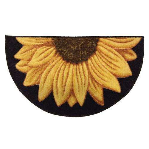 Beau Better Homes And Gardens Sunflower Kitchen Rug