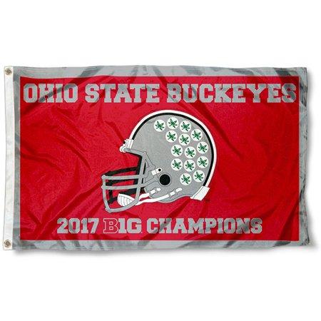 Ohio State University Buckeyes 2017 Big Ten Champions - Ohio University Halloween 2017