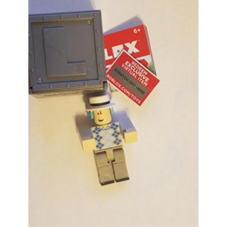 ROBLOX Series 1 Aesthetical action Figure mystery box + Virtual Item Code 2.5