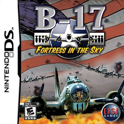 B17 Fortress In The Sky - Nintendo DS, 25 heart-pounding missions over France, the Netherlands, and Germany itself. By Zoo Games