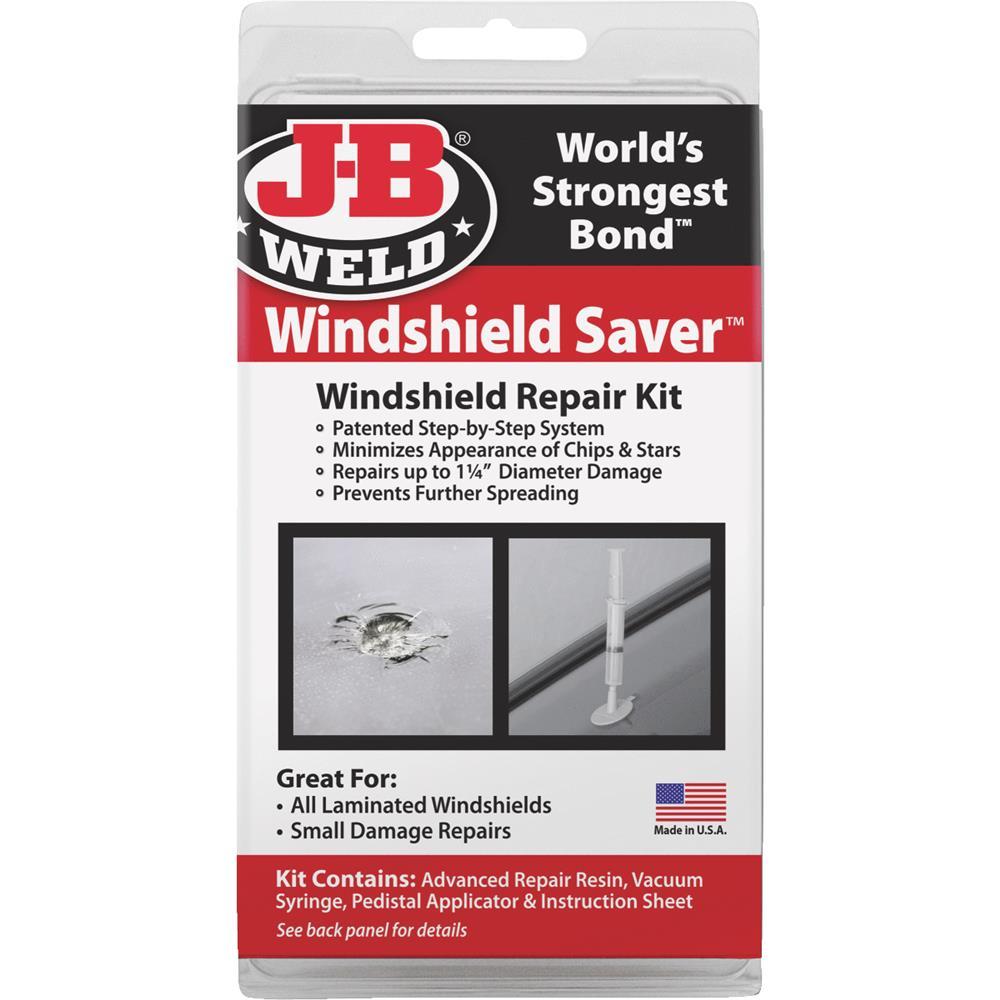 J-B Weld Windshield Repair Kit 2100