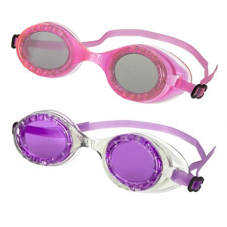 Child 2 Pack Swim Goggle - Purple
