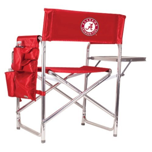 University of Alabama Embroidered Sports Chair Red [Misc.]