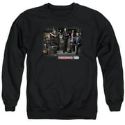 Warehouse 13 Warehouse Cast Mens Crewneck Sweatshirt