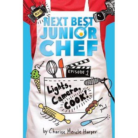 Lights, Camera, Cook! - eBook