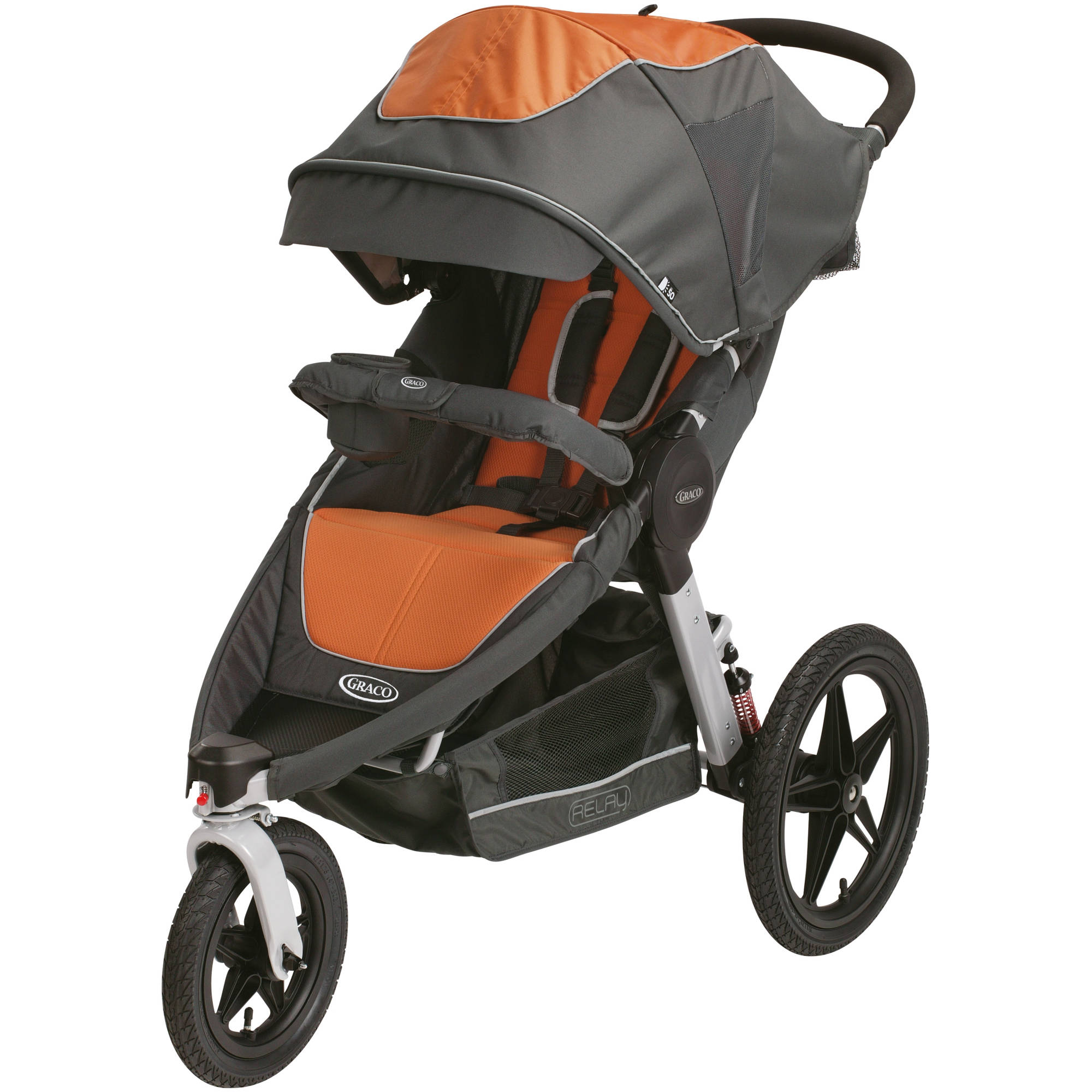Overstock Graco Relay Click Connect Jogging Stroller