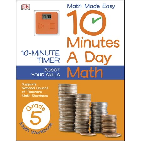 10 Minutes a Day: Math, Fifth Grade - Halloween Math Problems 5th Grade