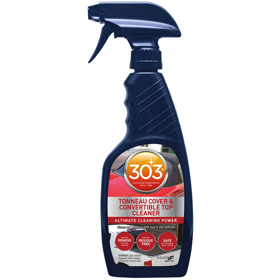 303 Automotive Tonneau Cover and Convertible Top Cleaner, 16 oz by 303 Products / Gold Eagle