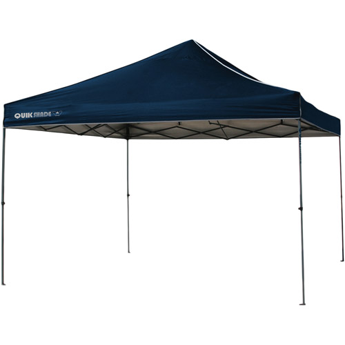 QuikShade Weekender 12'x12' Straight Leg Canopy (Midnight Blue Top)
