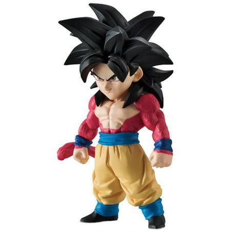 Dragon Ball Adverge Volume 7 Super Saiyan 4 Goku Mini - Super Saiyan Goku Costume