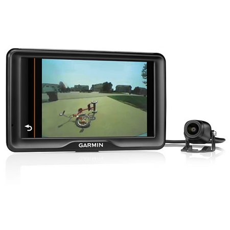Garmin Nuvi 2798LMT w/Backup Camera 7 inch GPS w/ Lifetime Maps and Traffic Updates