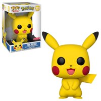 "Funko POP! Games: Pokemon 10"" Pikachu (Exclusive)"