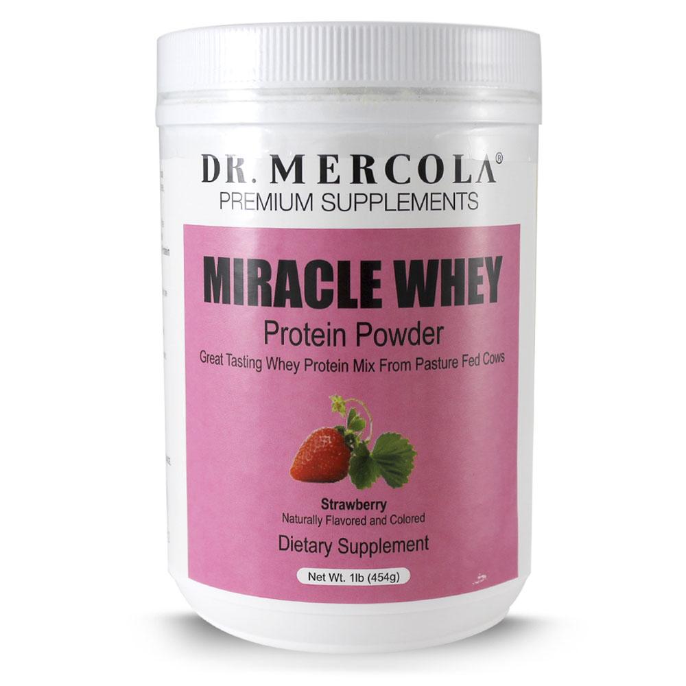 Tasteless whey protein