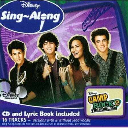 DISNEY SING-ALONG: CAMP ROCK 2: THE FINAL JAM