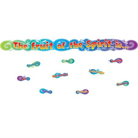 THE FRUIT OF THE SPIRIT MINI BB SET GR PK-3