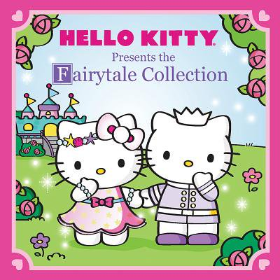 Hello Kitty Presents: The Fairytale Collection - Halloween Hello Kitty Color Pages