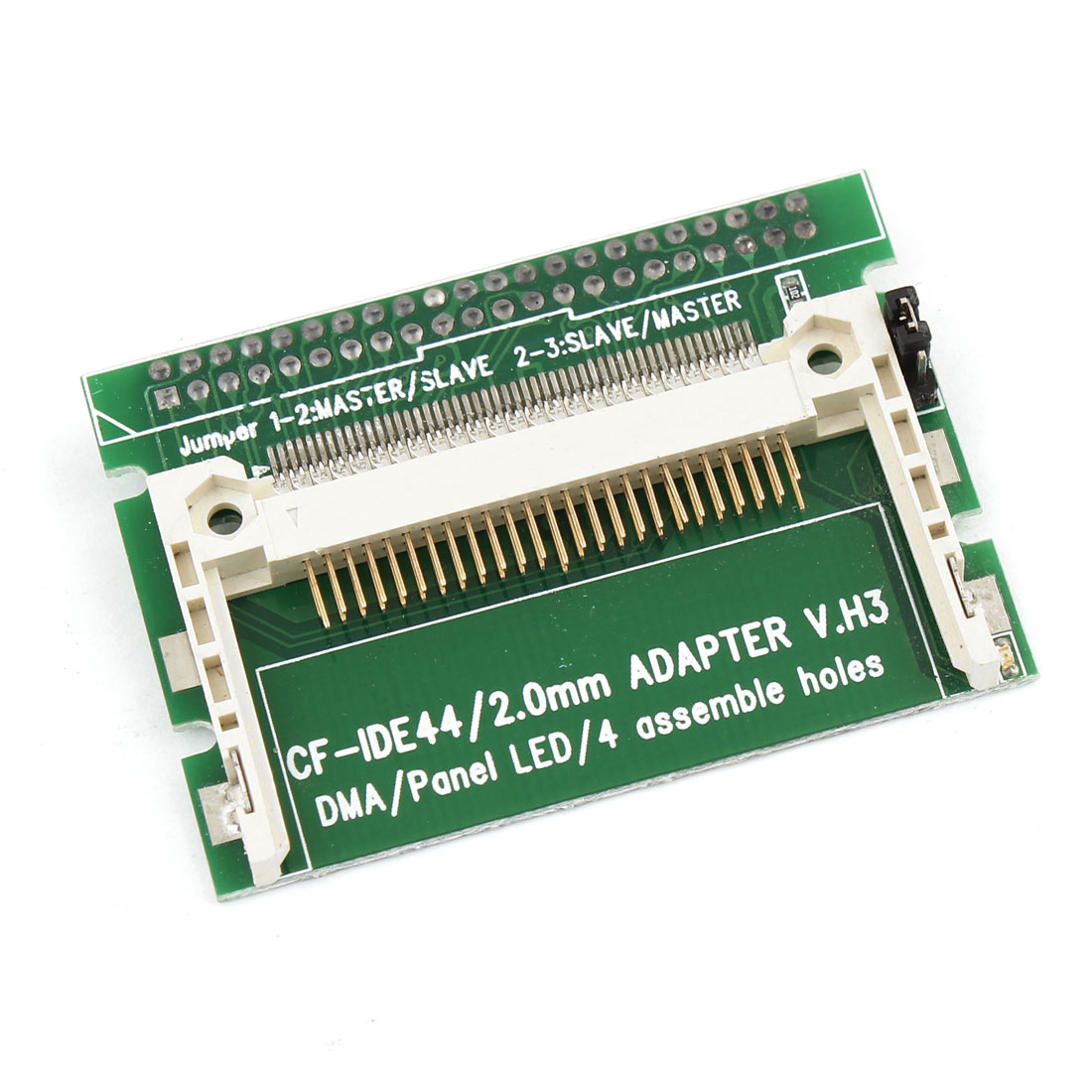 DMA Support M/F Master/Slave CF-IDE44 2.0mm Adapter for Notebook PDA