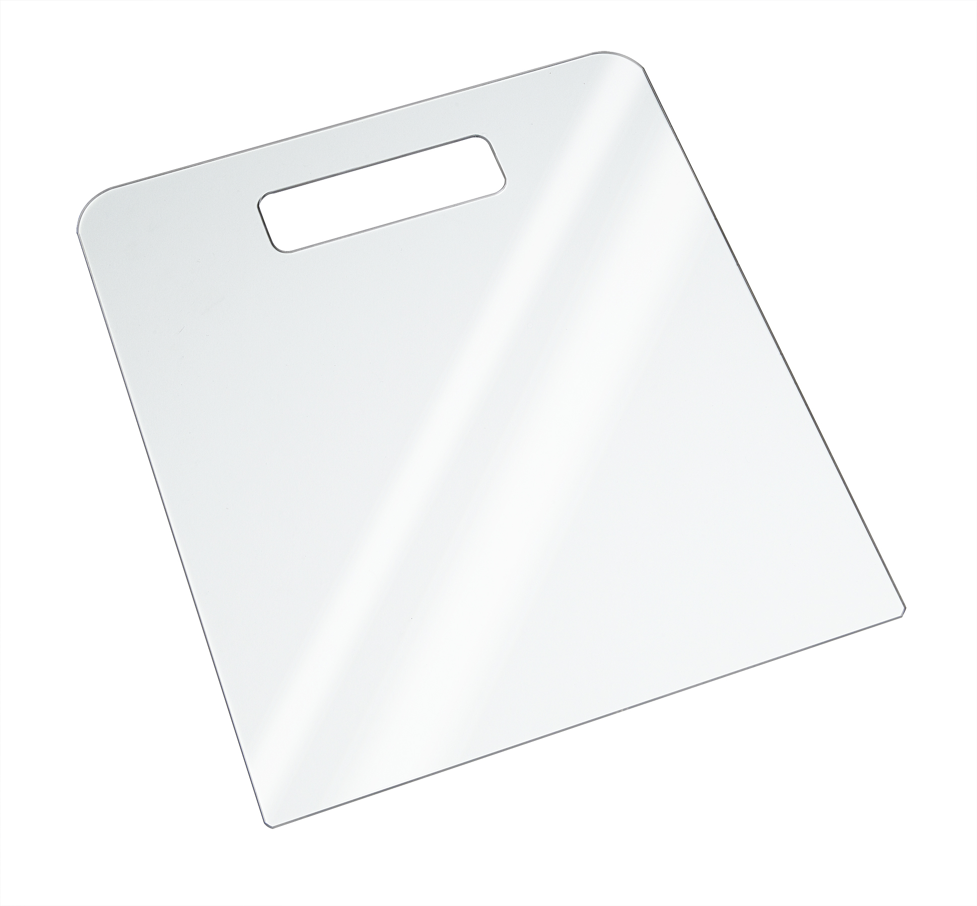 Clear Econoco HP//SFB-S Small Acrylic Folding Board Pack of 6
