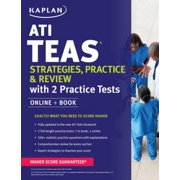 ATI TEAS Strategies, Practice & Review with 2 Practice Tests - eBook