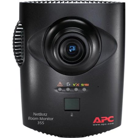 APC NetBotz Room Monitor 355 Security Camera - Color - Cable