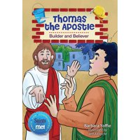 Saints and Me!: Thomas the Apostle: Builder and Believer (Paperback)