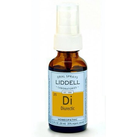 Liddell Laboratories Diurétique, 1 Oz