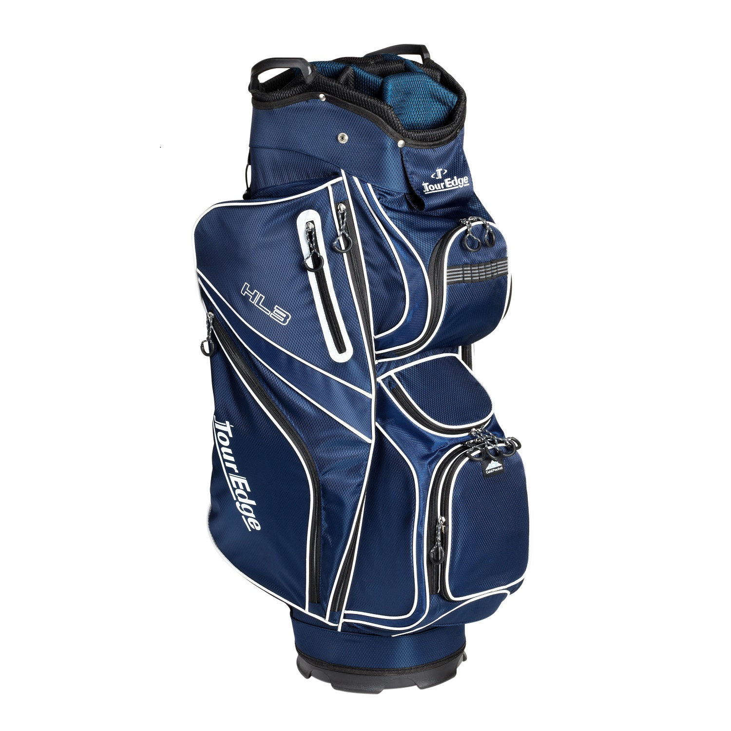 Tour Edge HL3 Golf Cart Bag Navy