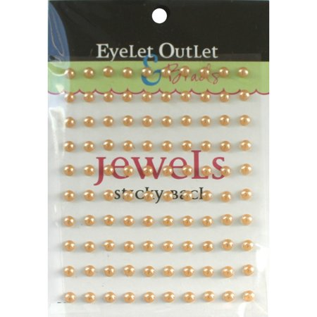 Bling Self-Adhesive Pearls 5mm (Rubberized Bling)