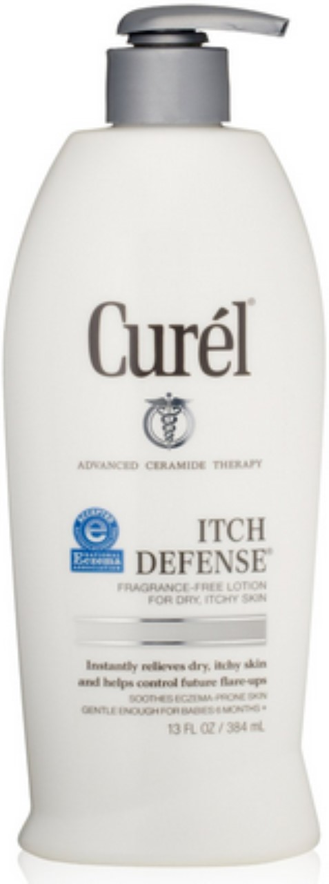 Curel Itch Defense Lotion For Dry, Itchy Skin 13 oz (Pack of 6) Darphin Exquisage Beauty Revealing Eye And Lip Contour Cream  15ml/0.5oz