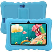 """Tagital T7K Plus 7"""" Android Kids Tablet WiFi Camera for Children Infants Toddlers Kids Parental Control with Kickoff Stand Case Android 9.0 (2020 Version)"""