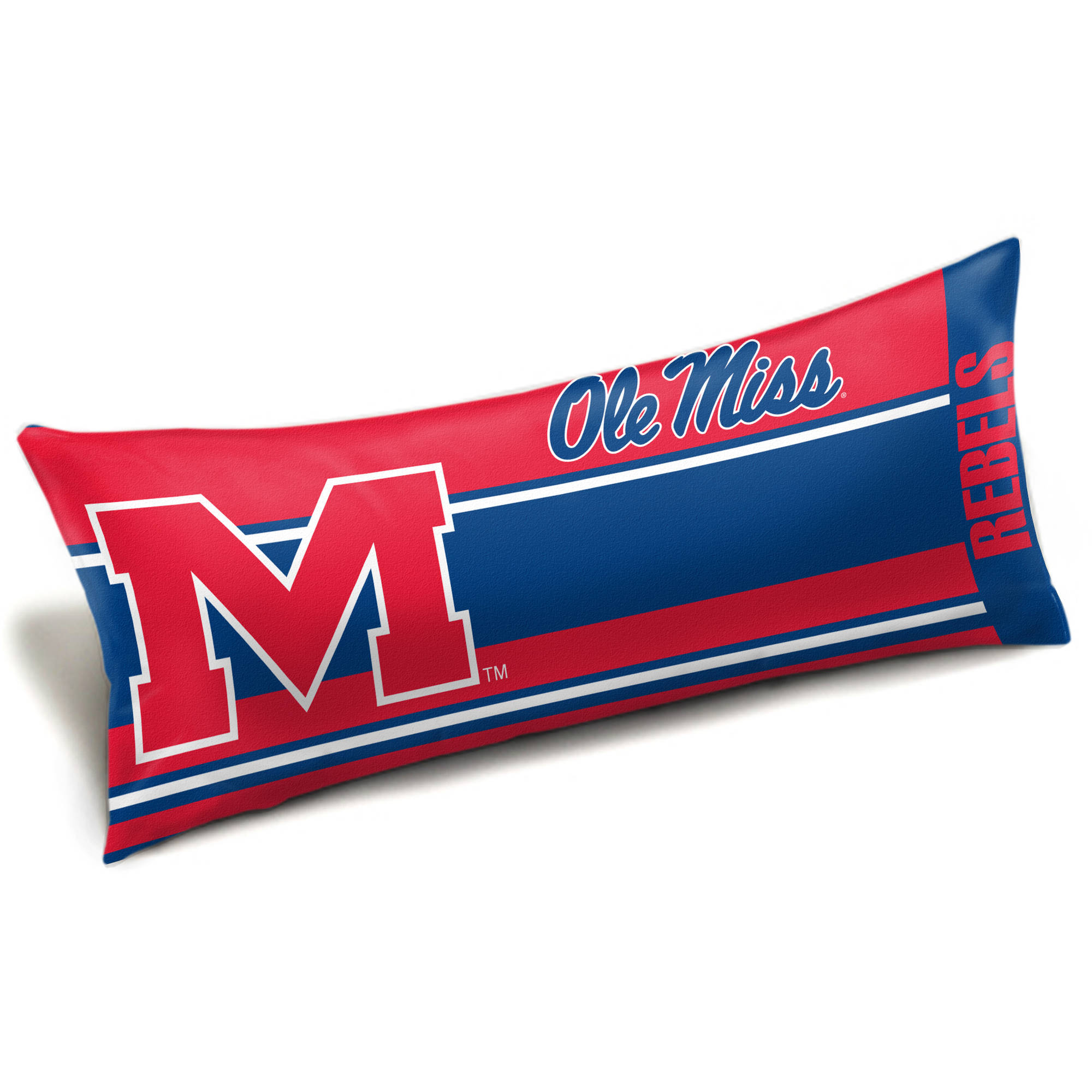 "NCAA Ole Miss Rebels ""Seal"" Body Pillow"