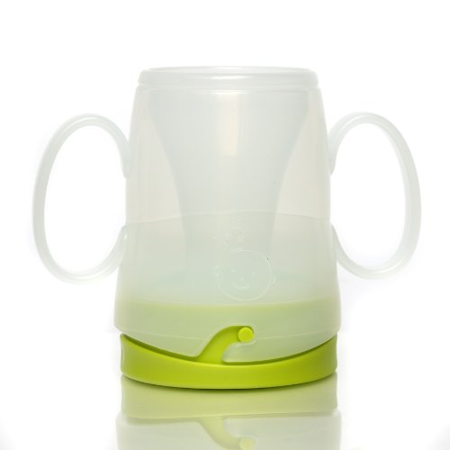 Kidskit Tip N' Sip Toddler Cups | A Training Cup From Sippy Cups For Toddlers To Toddler Drinking Cups | 12... by Kidskit