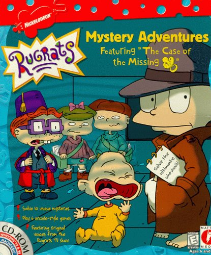 Nickelodeon Rugrats Mystery Adventures - PCMac - image 1 de 1