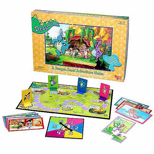 Dragon Tales A Dragon Land Adventure Board Game by University Games