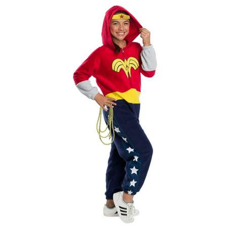 Halloween DC Super Heroes Wonder Woman Child Onesie