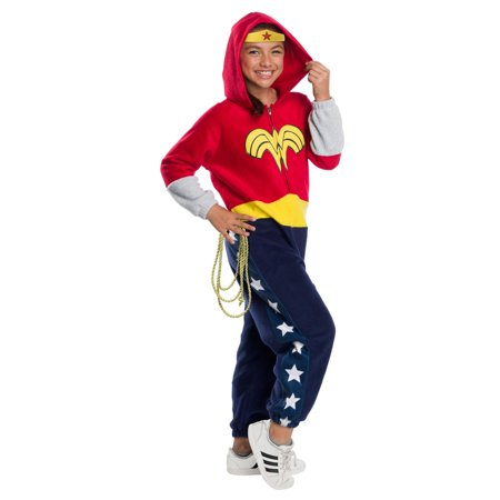 Halloween 2019 Dc Clubs (Halloween DC Super Heroes Wonder Woman Child Onesie)