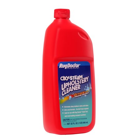 Oxy Steam Upholstery Cleaner By Rug Doctor Contains