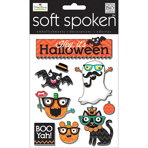 MAMBI Sticker Soft Spoken It's Halloween