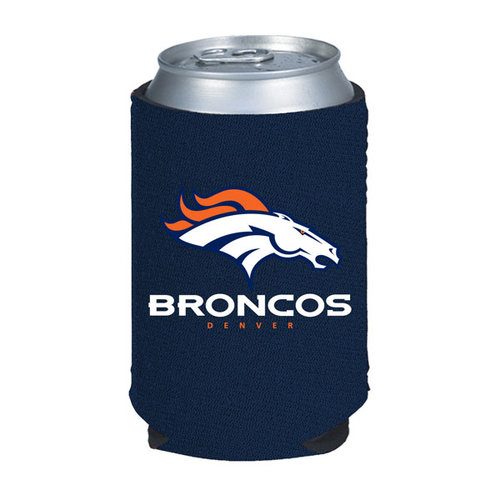 NFL - Denver Broncos Collapsible Can Koozie