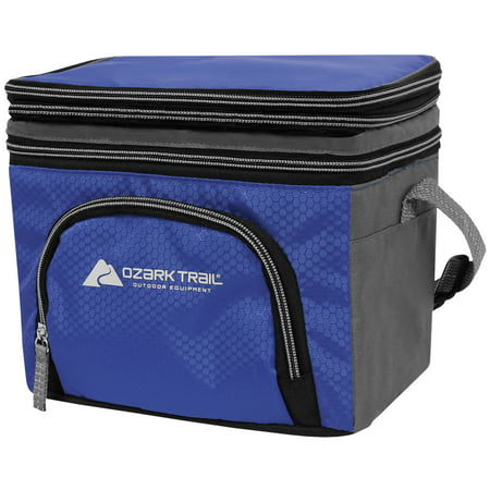 Ozark Trail 6 Can Cooler, Blue